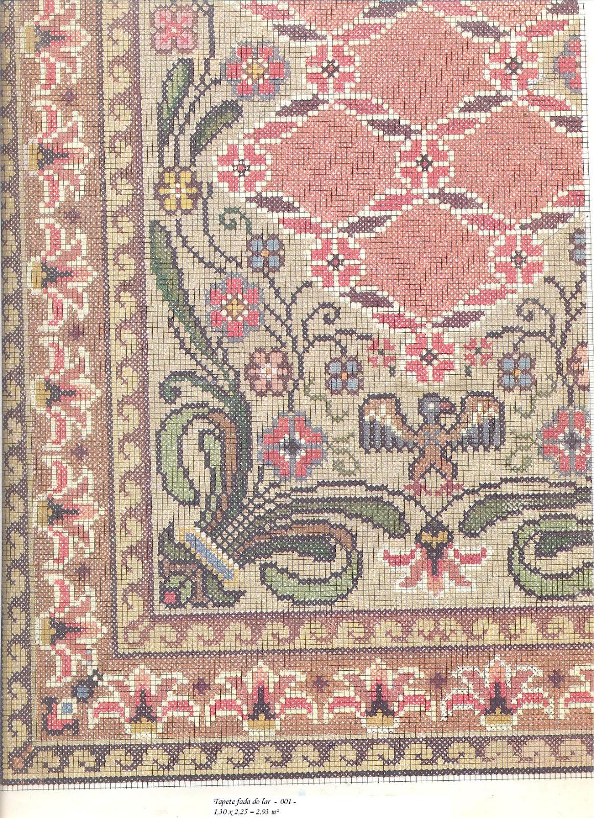 Ana silveira arraiolos portugues 29 1 o3 x 1 87 1 93 for Clases de tapetes