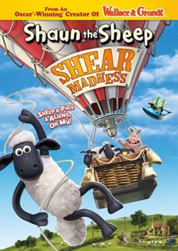 Shaun the Sheep: Shear Madness (2012)