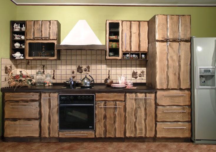 Styl rustykalny a nowoczesa aranżacja wnętrz  Dom Rustykalny  blog Dębowa   -> Kuchnia Rustykalna Zdjecia