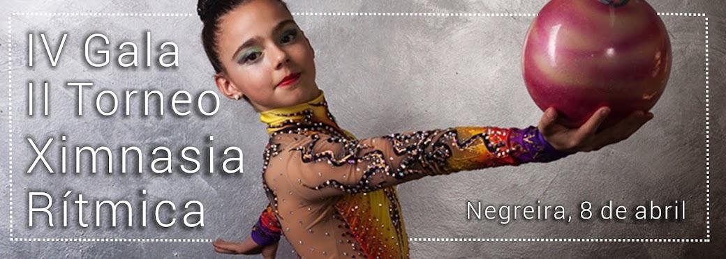 Gala ximnasia ritmica negreira 2017