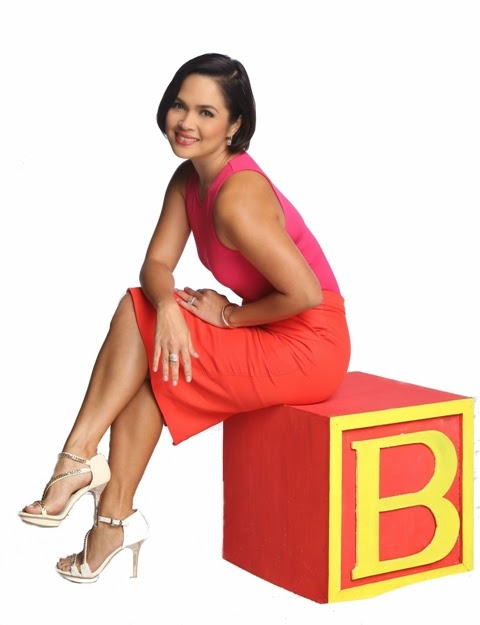 Bet On Your Baby host Judy Ann Santos-Agoncillo