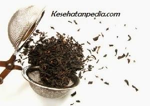 manfaat ampas teh