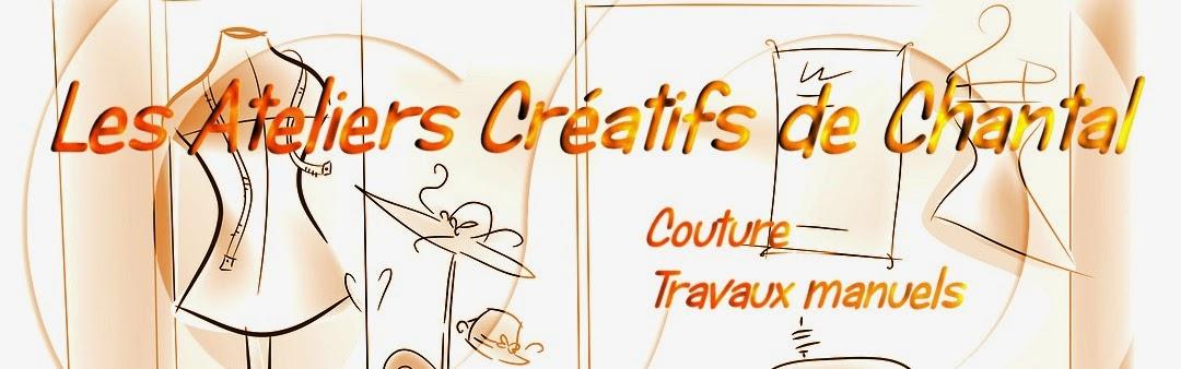 LES ATELIERS CREATIFS DE CHANTAL