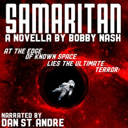 NEW! SAMARITAN AUDIO BOOK