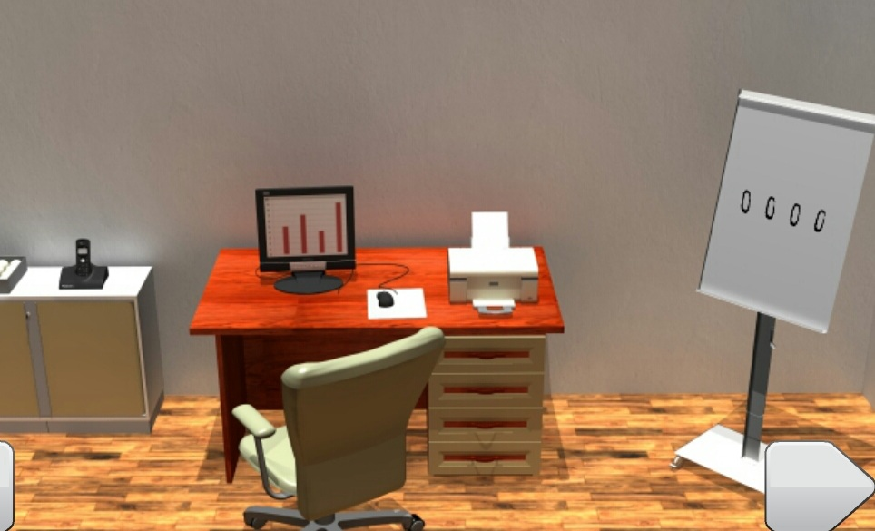 Excellent Office Room Escape Hints Pictures - Simple Design Home ...