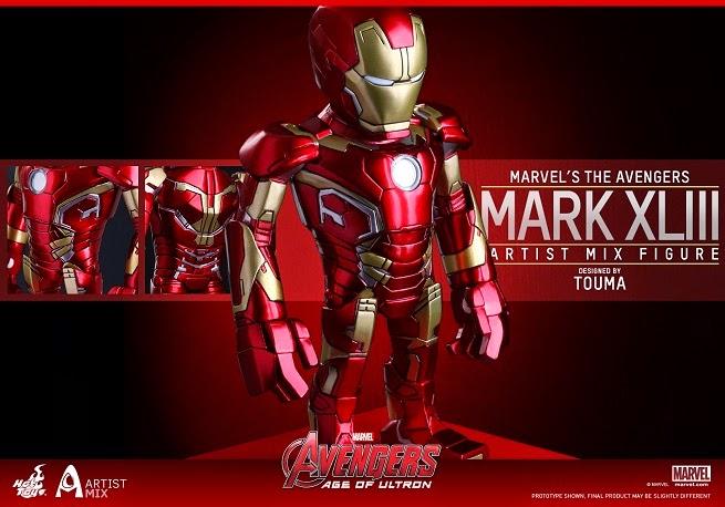 Action Figures: Marvel, DC, etc. - Página 2 Hot-toys---avengers---age-of-ultron---artist-mix-figures-designe-121040