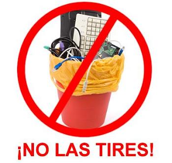 No la Tires