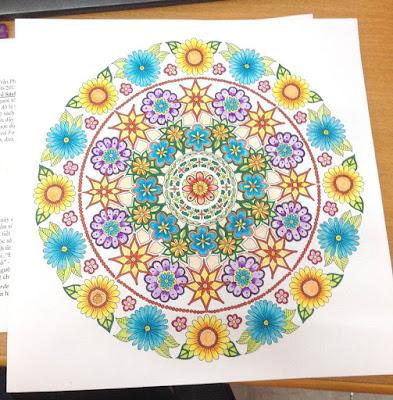 Cung Thaihabooks Sang Tao Cau Chuyen Cua Rieng Minh Qua Coloring Book