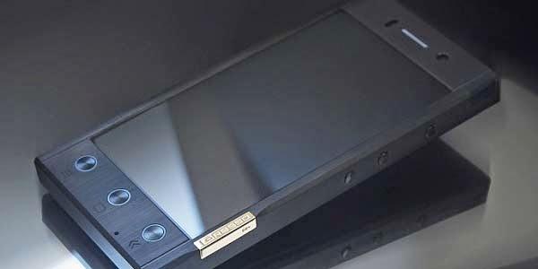 Radical Black, Smartphone Mewah Besutan Gresso