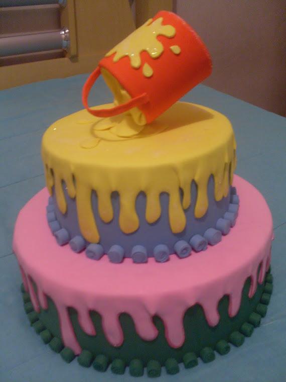 Mais um bolo...