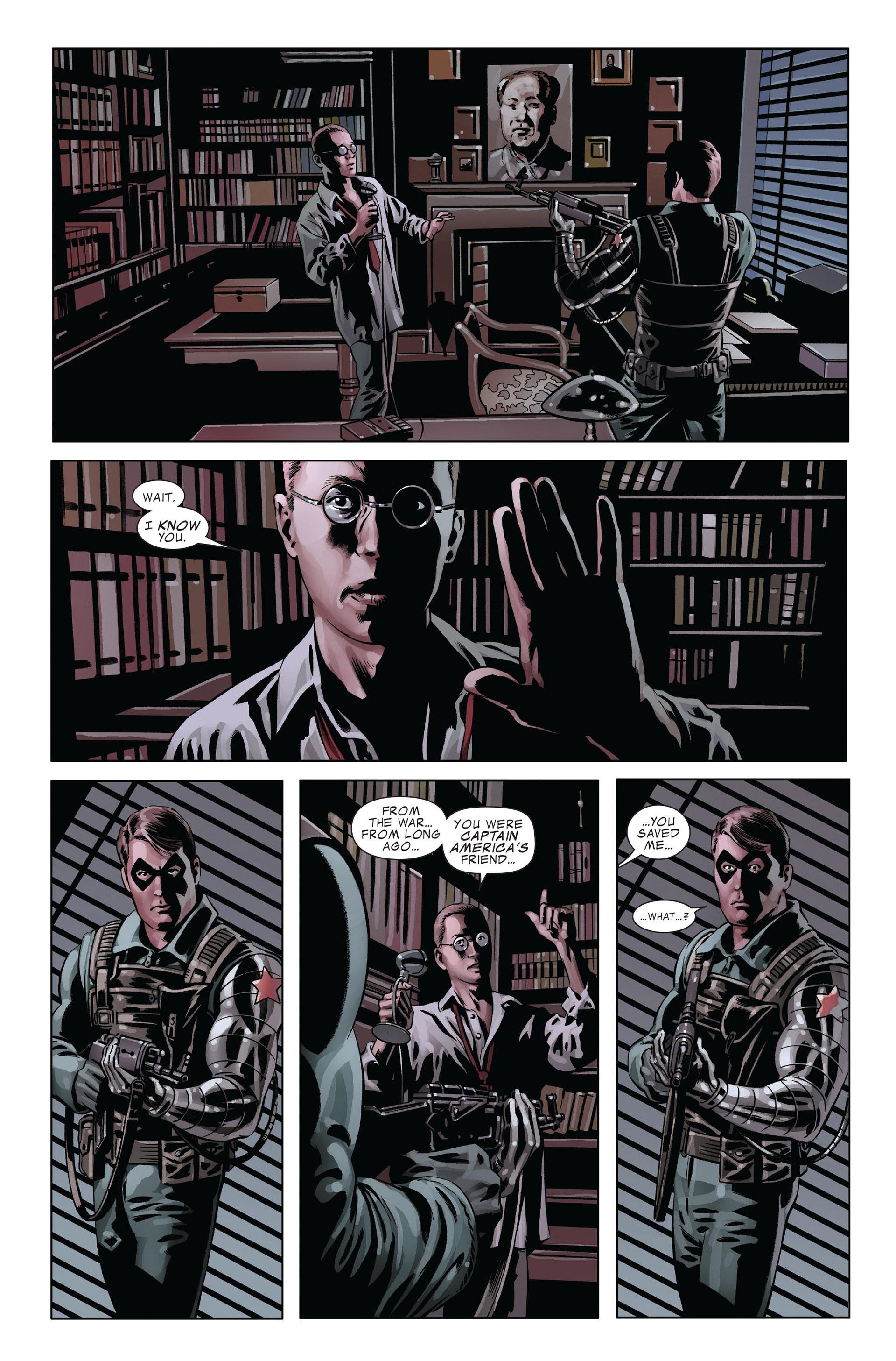 Captain America (2005) Issue #44 #44 - English 23