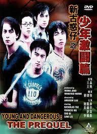 Xem Phim Người Trong Giang Hồ 8