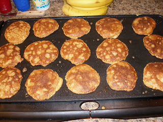 how to make homemade pancakes without baking soda