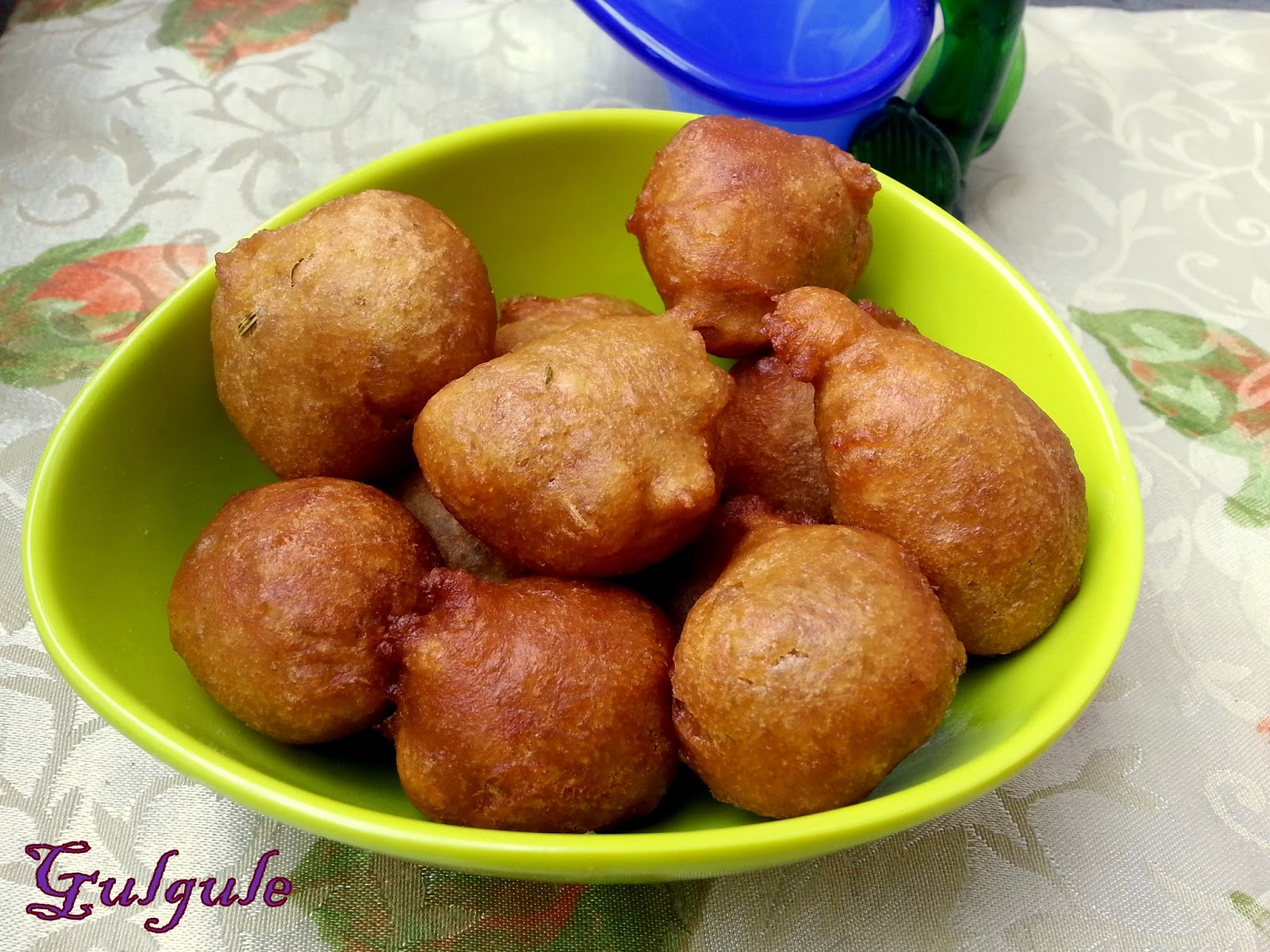 Annapurna gulgule sweet fritters recipe from leftover sugar syrup if you are looking for some more recipes made from leftover food do check out my instant chapati ladoo made from leftover chapati and pineapple fried rice forumfinder Choice Image