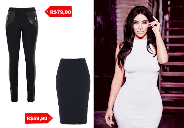 Kim Kardashian, Coleção, C&A, Preço, Peças
