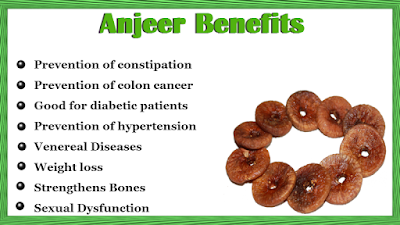 Health Benefits Of ‪Anjeer‬ Dry Fruit - Foodzu.com