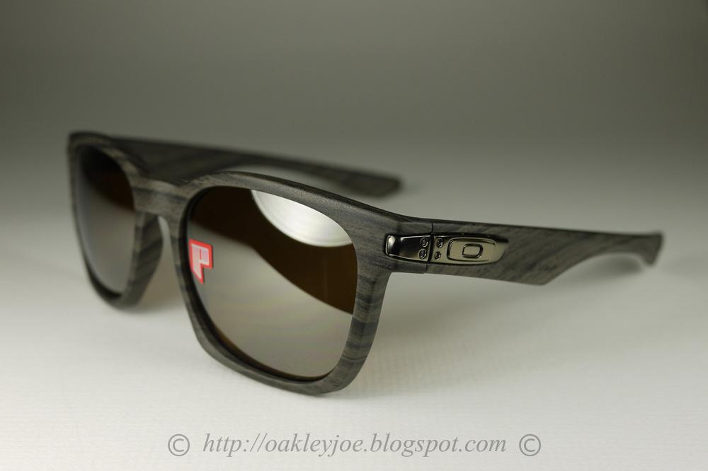 40e1d41f7f6 Oakley Garage Rock Woodgrain Tungsten
