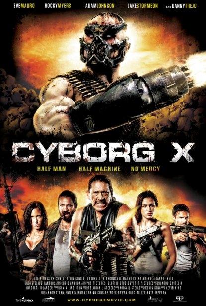 Chiến Binh Cyborg
