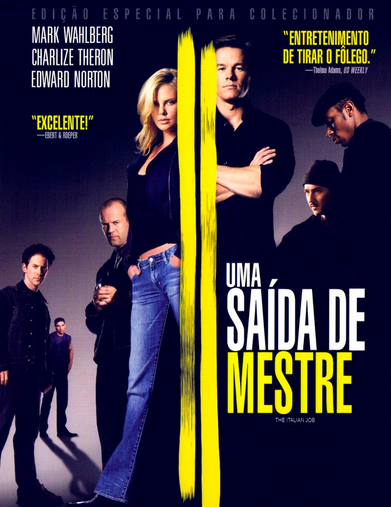Filme Uma Saída de Mestre Dublado AVI DVDRip