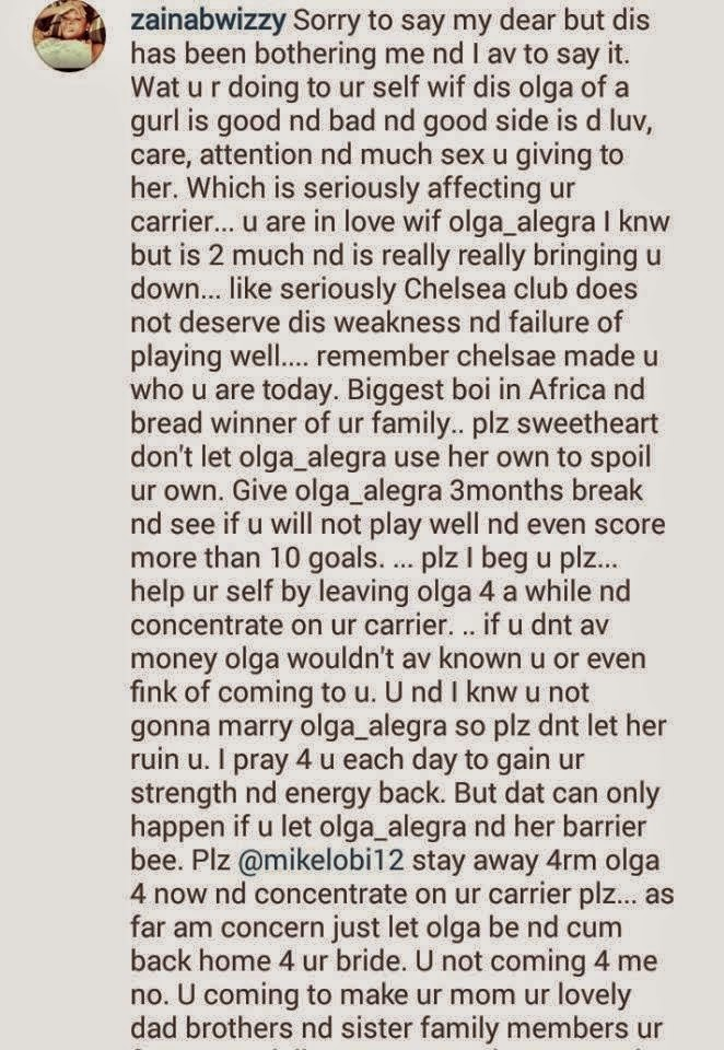 mikel2 9ja vs Russia: Nigerian Lady and Russian Man Debate Mikel Obi's Relationship With Olga