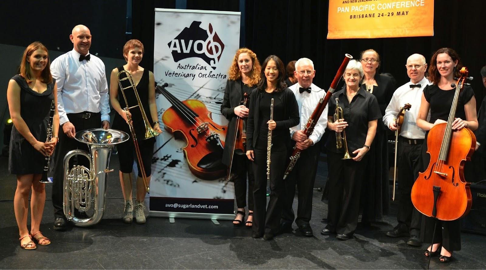 Australian Veterinary Orchestra