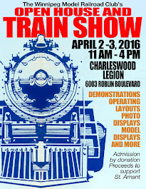 WMRC open house and train show April 2 -3, 2016