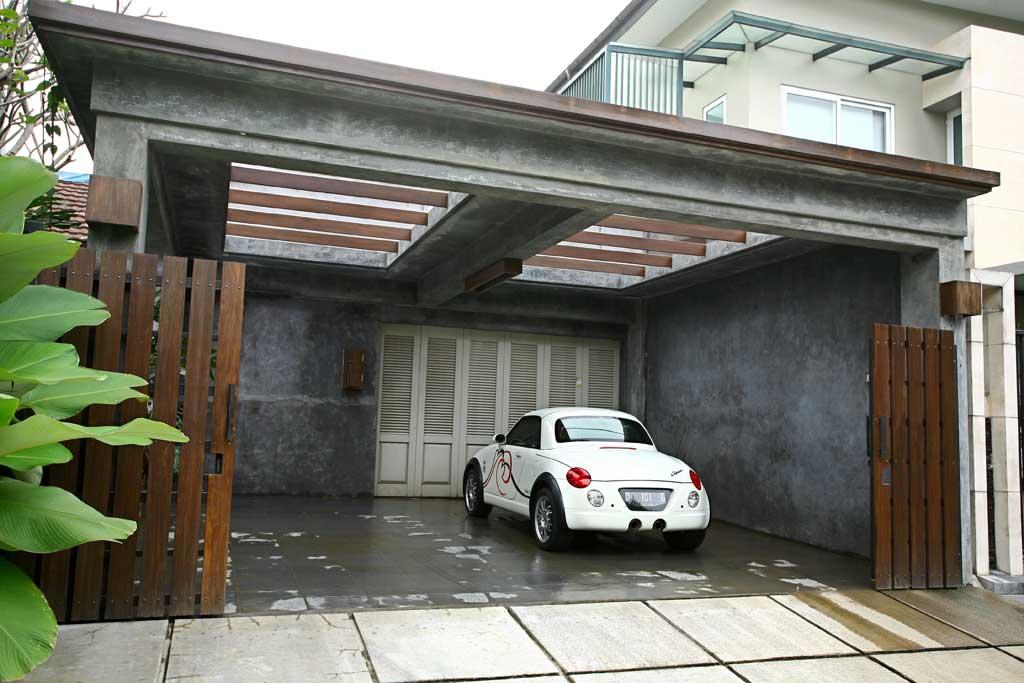 8 Carport Design For Beautify Of Facade Home Decors