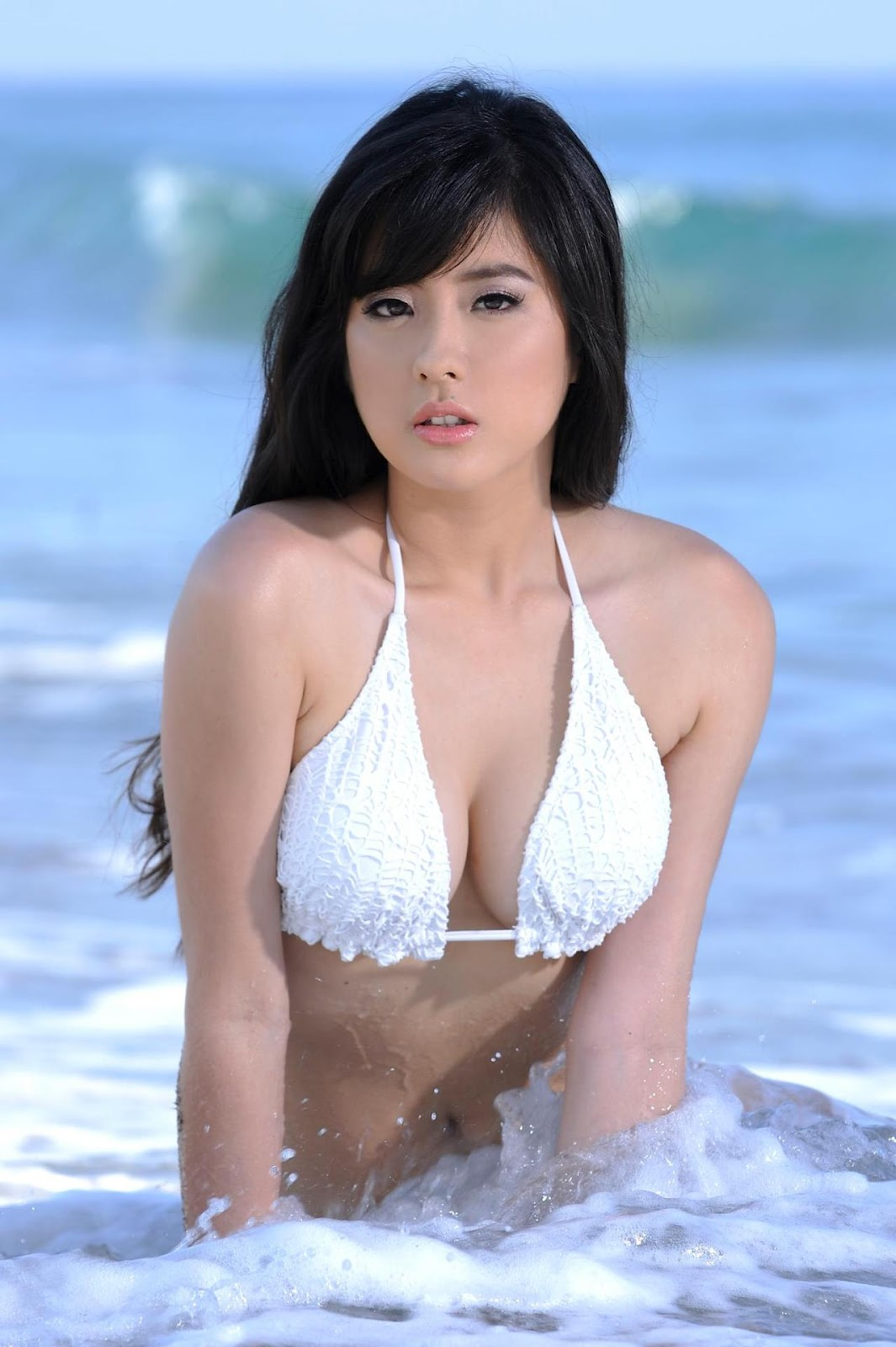 jinri park hot and sexy bikini photos 01