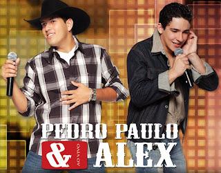 Capa Pedro Paulo e Alex – Arreia (Nova) | músicas