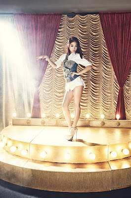 Soyu SISTAR Give it to Me Concept Photos