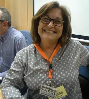 Paz Moreno en loterías y apuestas del estado
