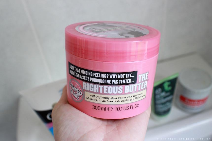 beauty, health, healthy, how to, moisturiser, Olay, skin, skincare, Soap and Glory, Sudocrem, tea tree, The Body Shop,