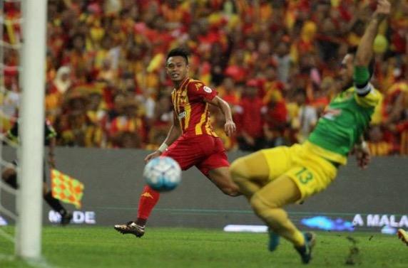 Ahmad Hazwan Bakri dipilih pemain terbaik Asia Tenggara