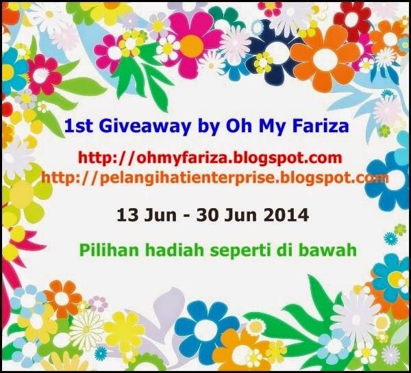 http://ohmyfariza.blogspot.com/2014/06/first-giveaway-fariza-warna-warni.html