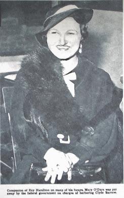 Mary O'Dare