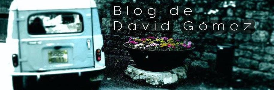 Blog de David Gómez