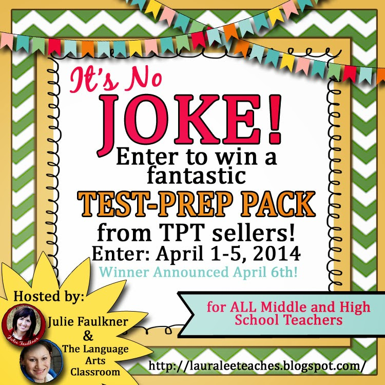 http://lauraleeteaches.blogspot.com/2014/03/its-no-joke-testprep14-sweepstakes.html