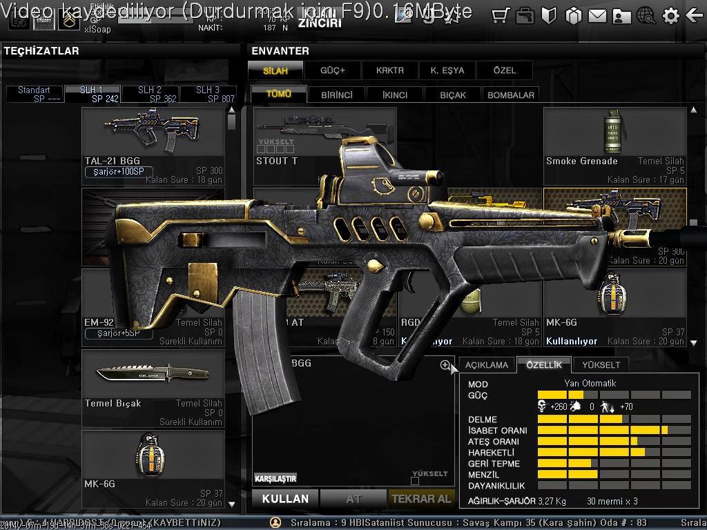 q940AB Wolfteam Silah Oyu Hile Kodları Yeni