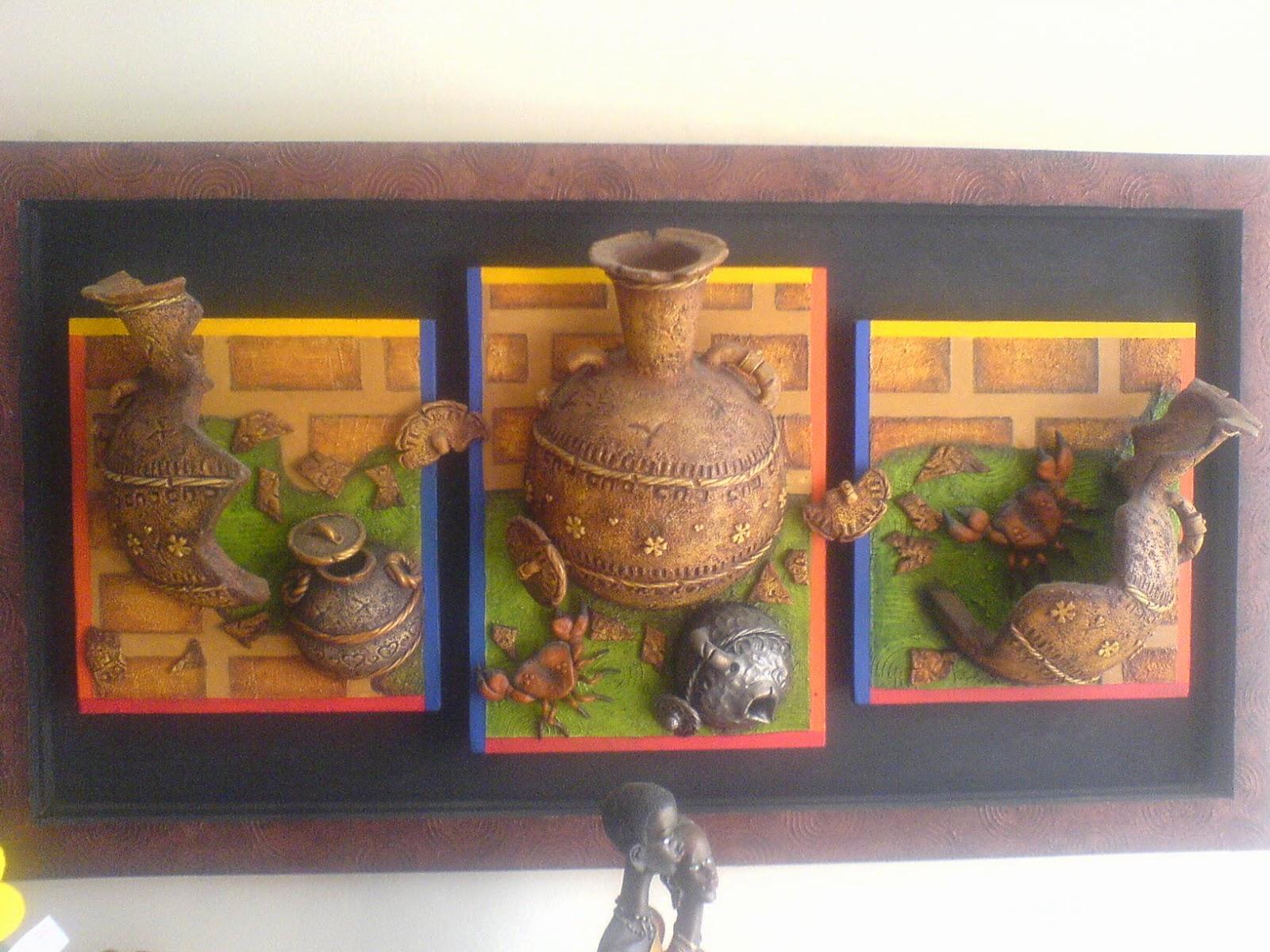 Manualidades princesa de dios cuadros en alto relieve for Imagenes de cuadros abstractos con relieve