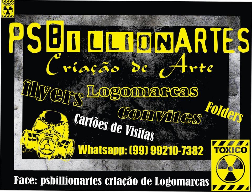 CRIAÇÃO DE ARTES E LOGOMARCAS.