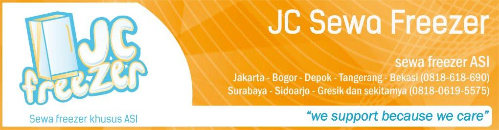JC Sewa Freezer - Sewa Freezer ASI Ready STOCK - Jakarta Surabaya
