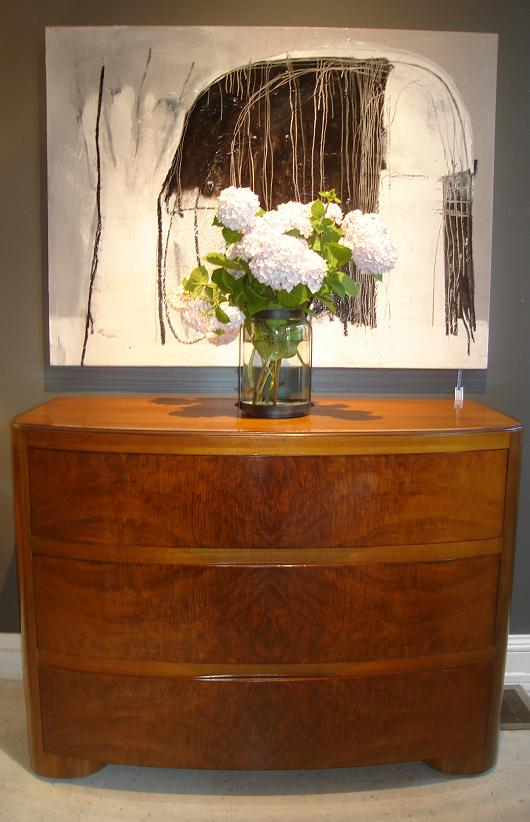 Exceptionally Good Quality And Handsome Streamlined Design On This Kling  Furniture Chest Of Drawers. It Is Being Sold With The Original Mirror  (looks Great ...