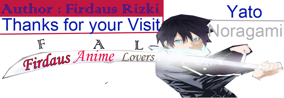 Firdaus Anime Lovers