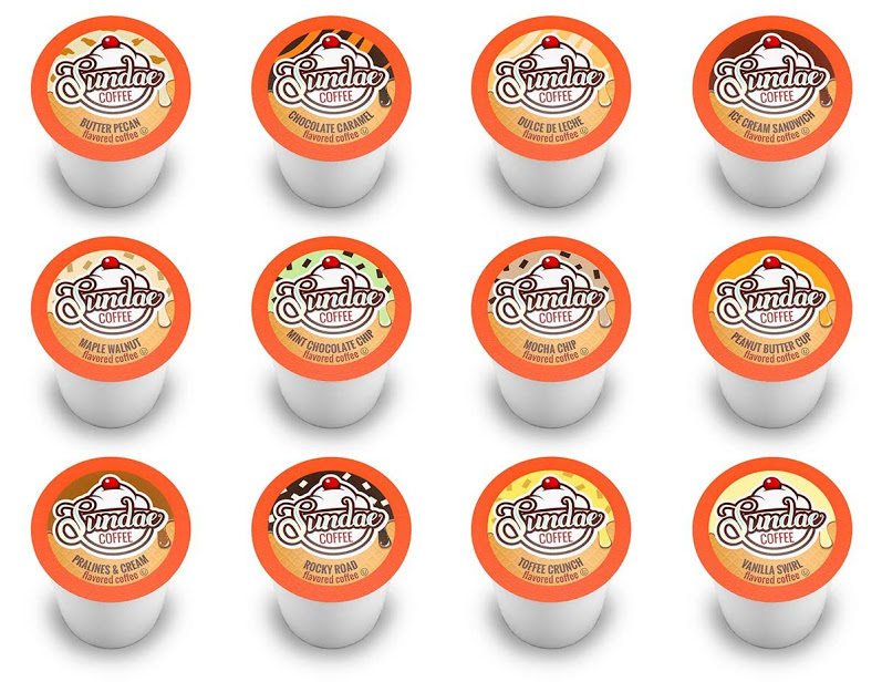 Sundae Ice Cream Flavored Coffee Giveaway
