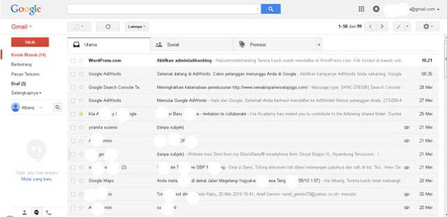 email aktifasi wordpress