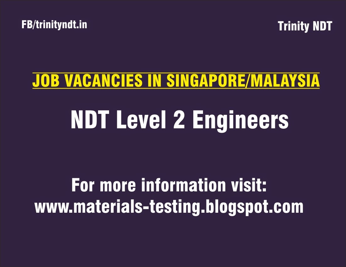 NDT Training, certification courses institute-Chennai ...