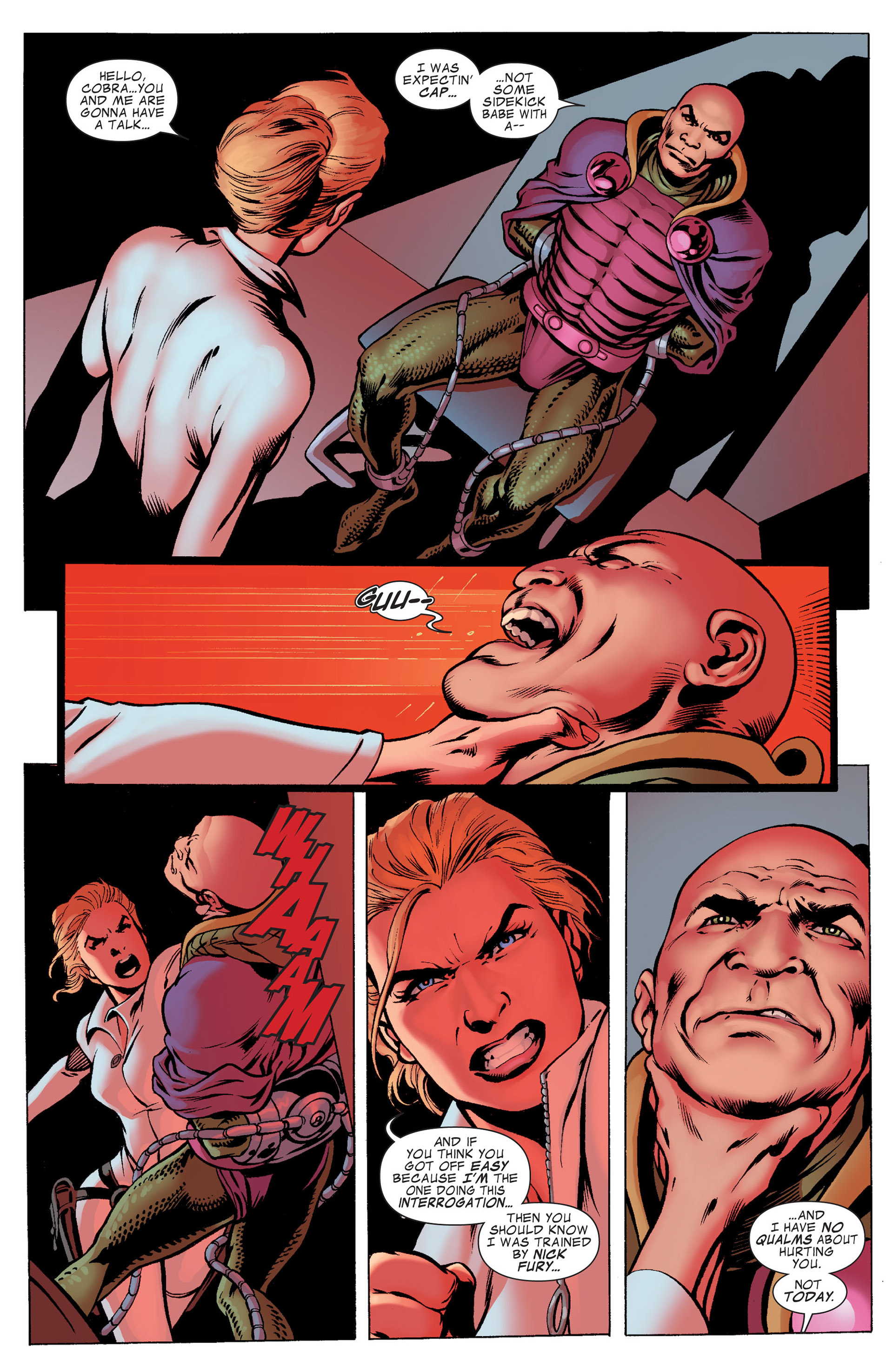 Captain America (2011) Issue #8 #8 - English 16