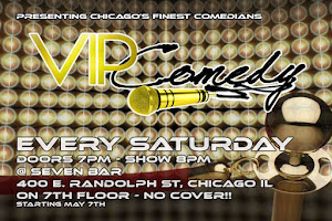 VIP Comedy @ Seven Bar!!