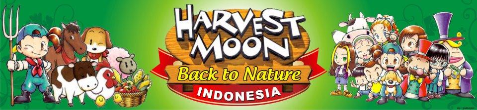 harvest moon lover  |  makanan tradisional