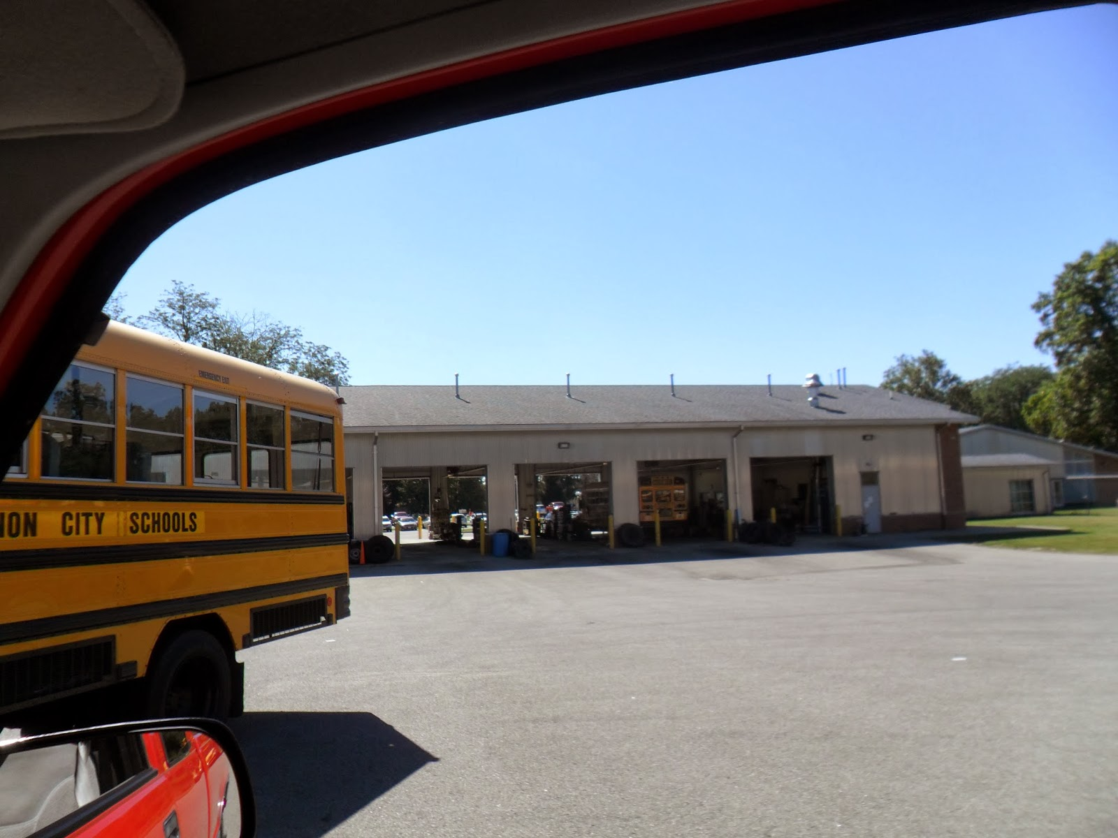 Lebanon school facts ii see just how your tax money was for Garage ad buc